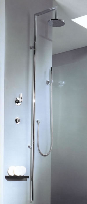 Zazzeri Z-Point Bathroom Showers